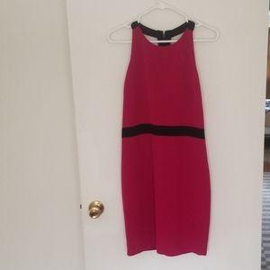 Badgley Mischka dress with back detail, sz10